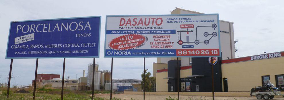 TALLERES DASAUTO MASSALFASSAR
