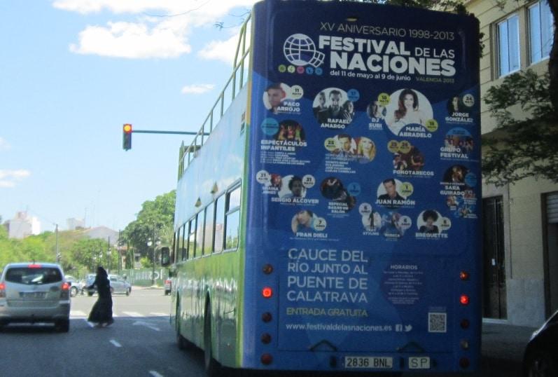FESTIVAL DE LAS NACIONES VALENCIA