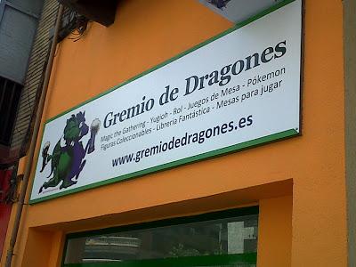 GREMIO DE DRAGONES