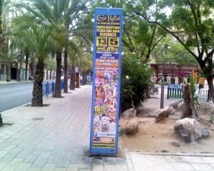 CIRCO ROYAL ALICANTE 2012