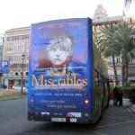 Los Miserables, el musical Valencia