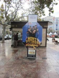 Monty Pythons – Teatre Talia
