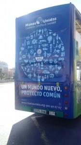 MANOS UNIDAS 2014