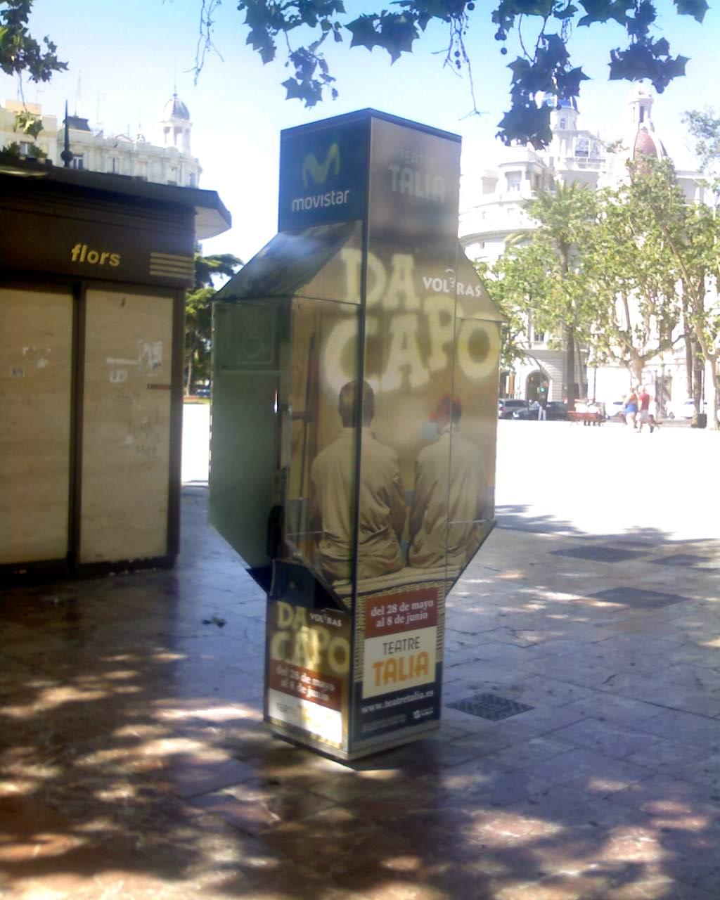 Da Capo – Teatre Talia