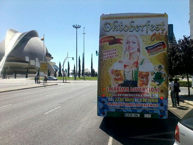 Oktoberfest Valencia – mayo 2014