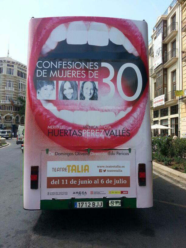 Confesiones mujeres de 30