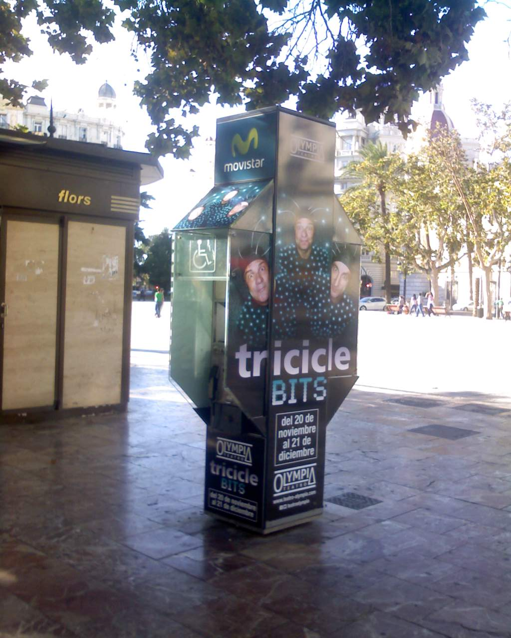 TRICICLE – BITS