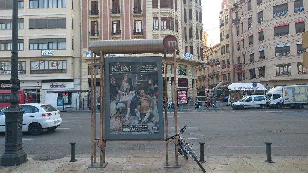 ROA indumentaria Valenciana