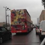 Publicidad exterior, publicidad autobuses