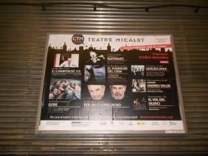 Teatre micalet – programación diciembre