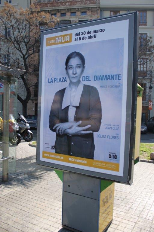 Publicidad cabinas Valencia