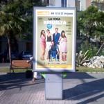 Publicidad mupis Valencia – Teatre Talia
