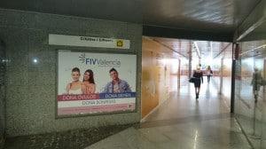 Publicidad metro – FIV VALENCIA