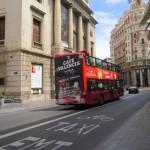 Publicidad autobuses – Restaurante café Valencia