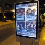 Publicidad mupis – Auditorio de la Vall D´Uixó
