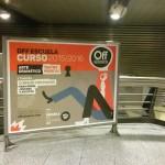 Publicidad metro – ESCUELA DE TEATRO y CINE OFF