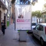 Publicidad mupis – Russafa Escènica