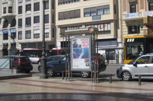 Publicidad mupis – Sala La3 otoño