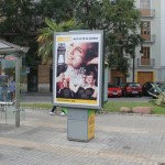 Publicidad mupis – Ninette y un señor de Murcia