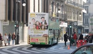 Publicidad autobuses – La alqueríaBlanca