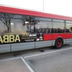 Publicidad autobuses – ABBA