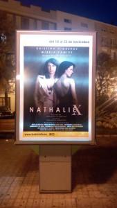 Publicidad mupis – Nathalie X