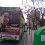 Publicidad autobús – Tatuaje