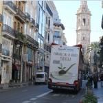 Publicidad autobuses Valencia – Manos Unidas