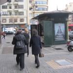 Publicidad kioscos – Película Dioses