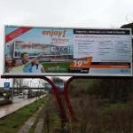 Vallas publicitarias – Enjoy Wellness Salamanca