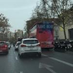 Publicidad bus turístico – Plaza de Toros Fallas 2016