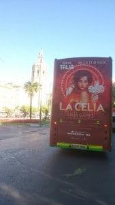 Publicidad autobuses – La Celia