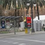Publicidad mupis Valencia – EL Sopar dels idiotes