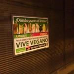Publicidad metro – Vive Vegano