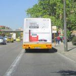 Publicidad autobuses metropolitanos, publicidad en autobuses, publicidad exterior
