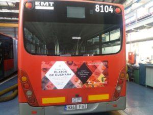Publicidad autobuses, publicidad exterior, publicidad Valencia