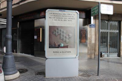 publicidad mupis, especialista en publicidad exterior