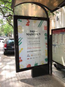 Publicidad en mupis y marquesinas valencia, publicidad paradas de autobús