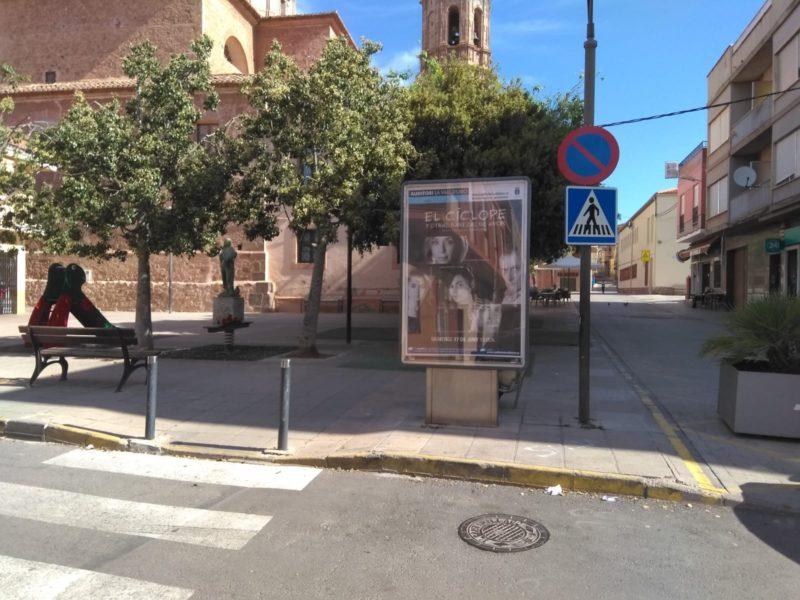 Publicidad en mupis valencia, publicidad marquesinas, publicidad exterior