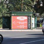 publicidad en kioscos valencia, publicidad exterior, publicidad pressingsport valencia