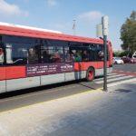 publicidad autobuses estándar Valencia