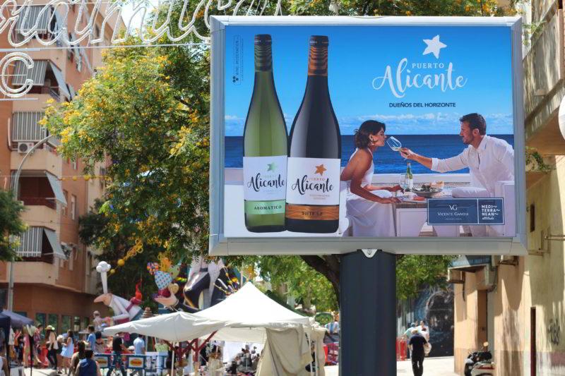 Tótems publicitarios Alicante, publicidad exterior Valencia, publicidad exterior Alicante