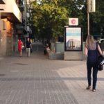 publicidad mupis metro Valencia, publicidad exterior Valencia
