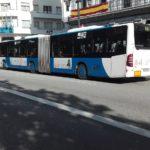 Publicidad autobuses de Oviedo, Publicidad exterior, Film Symphony Orchestra, Constantino Martínez Orts