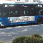 Publicidad autobuses Oviedo, Publicidad exterior, Film Symphony Orchestra, Constantino Martínez Orts